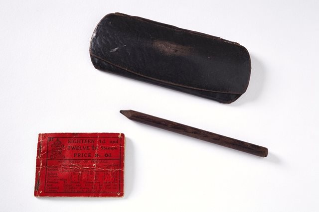 Contents of the Pockets of Thomas Clarke