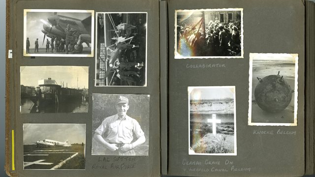 Albert Sutton's Photograph Album